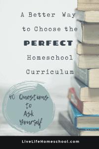 homeschool curriculum, homeschool, homeschooling, high school homeschool curriculum