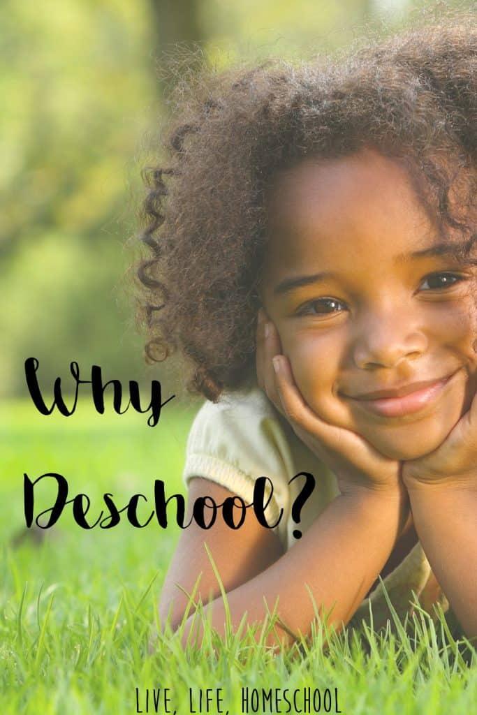 deschooling, homeschool
