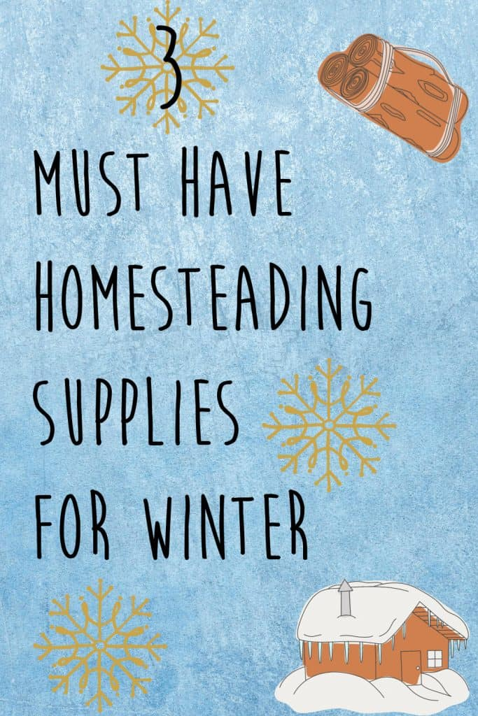 homestead supplies