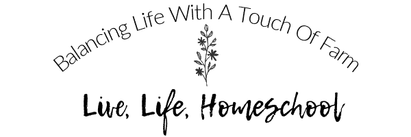 Live, Life, Homeschool